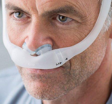 Almofada Nasal DreamWear Gel Pillows - Philips Respironics