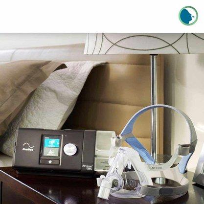 Aluguel de CPAP