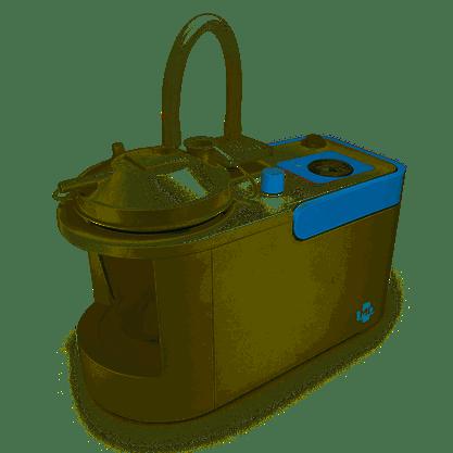 Aspirador de secreção elétrico portátil DV-350 MD