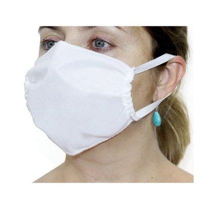 Caixa 100 Máscaras Descartável TNT com Elástico