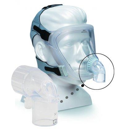 Cotovelo adaptador com exalação para máscara FitLife - Philips