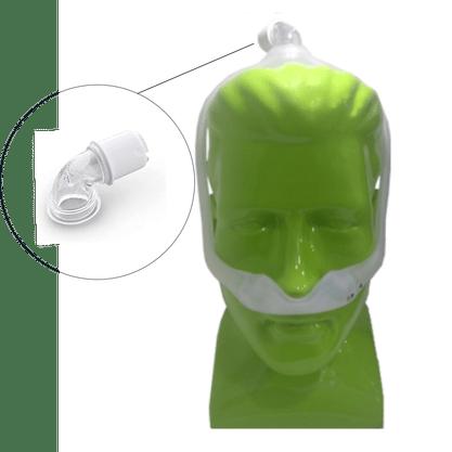 Cotovelo para máscara DreamWear e DreamWisp - Philips Respironics