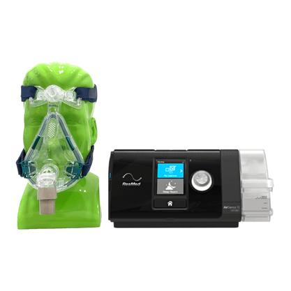 CPAP Automático + Máscara Mirage Quattro