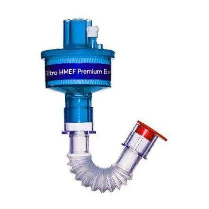 Filtro HMEF Premium para Ventilação Mecânica - Becare