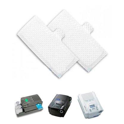 Filtro Nacional Ultrafino para BIPAP/CPAP - Respironics: REMstar Pro, Plus/Synchrony II/Auto SV