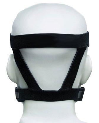 Fixador para máscara quatro pontas