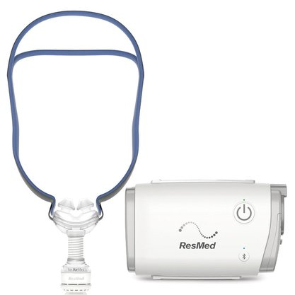 KIT CPAP AirMini e Máscara P10 - Resmed
