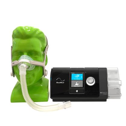 Kit CPAP Automático Airsense 10 e Máscara N20
