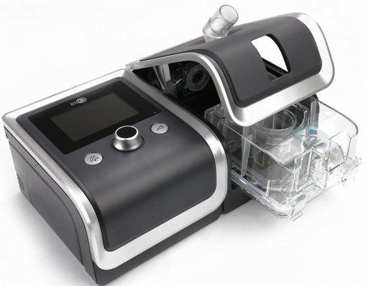 Kit CPAP automático RESmart G2 com Umidificador - BMC (Visor Grande)