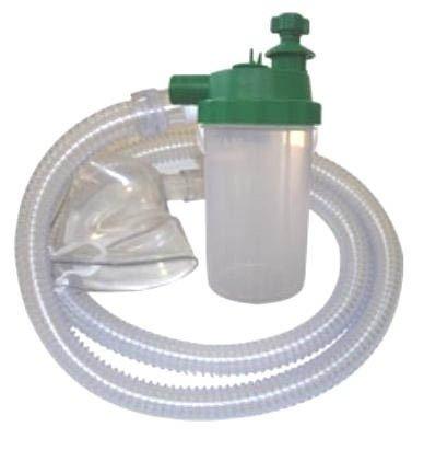 Kit Macronebulizador de Oxigênio Completo