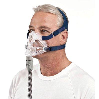 Máscara Oronasal Quattro FX - ResMed
