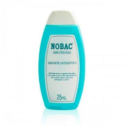 Sabonete Antisséptico NOBAC- 25ml