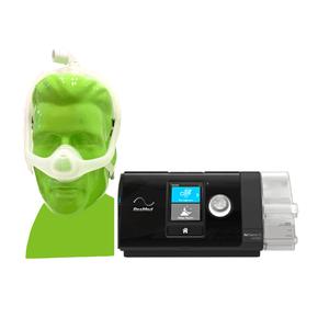 Kit CPAP Automático + Máscara Dreamwisp