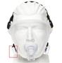 Presilhas (clipes) para Máscara Facial Total FitLife e Performax